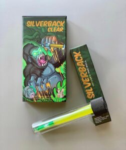 Buy Silver Back Clear Carts | Buy Silver Back Infused Pre-Roll Online