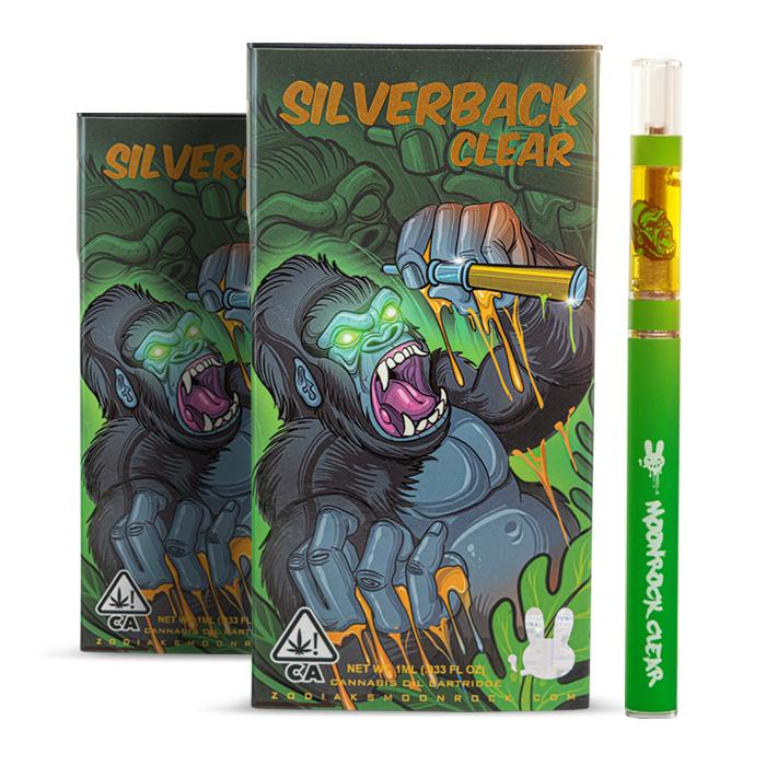 Buy Silver Back Clear Carts Online
