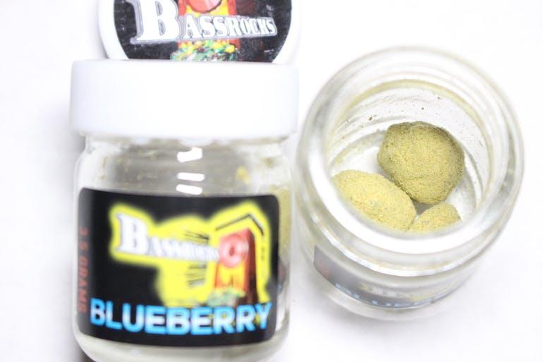 Buy Blueberry Bassrocks Moon Rocks Online