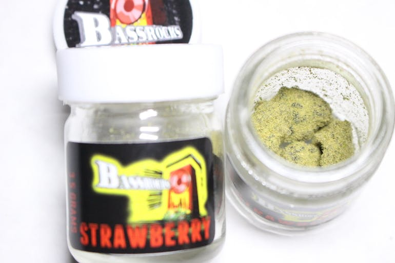 Buy Strawberry Bassrocks Moon Rocks Online