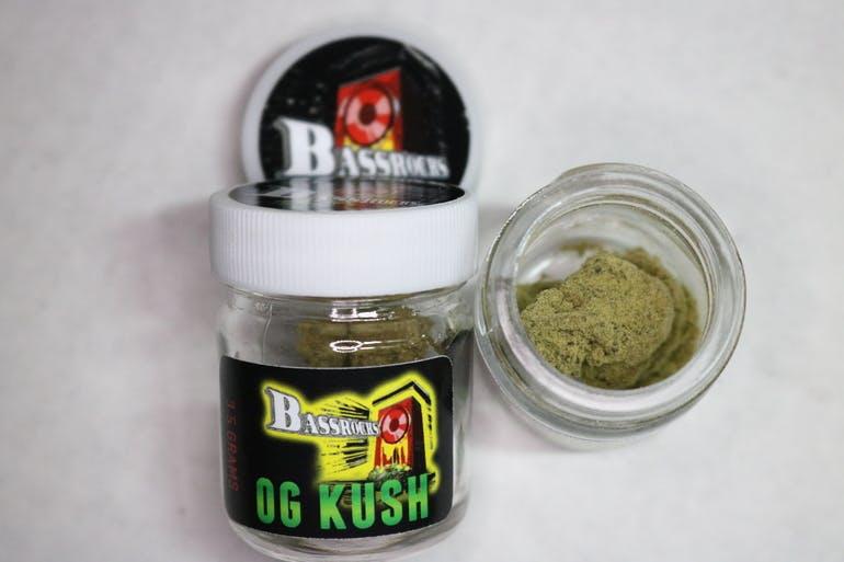 Buy OG Kush Bassrocks Moon Rocks Online