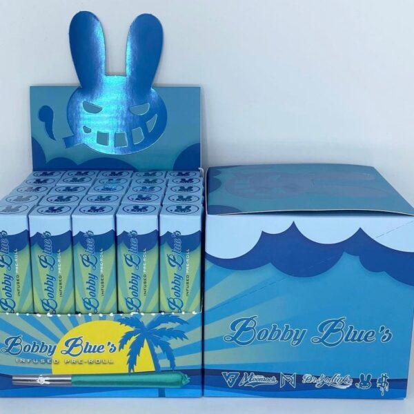 Buy Bobby Blue's Infused Pre Rolls Online