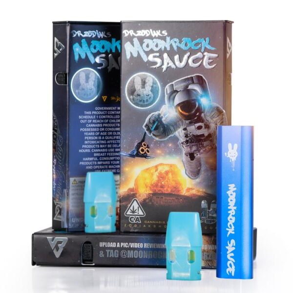 Buy Dr Zodiak's Moonrock Sauce Pods Online