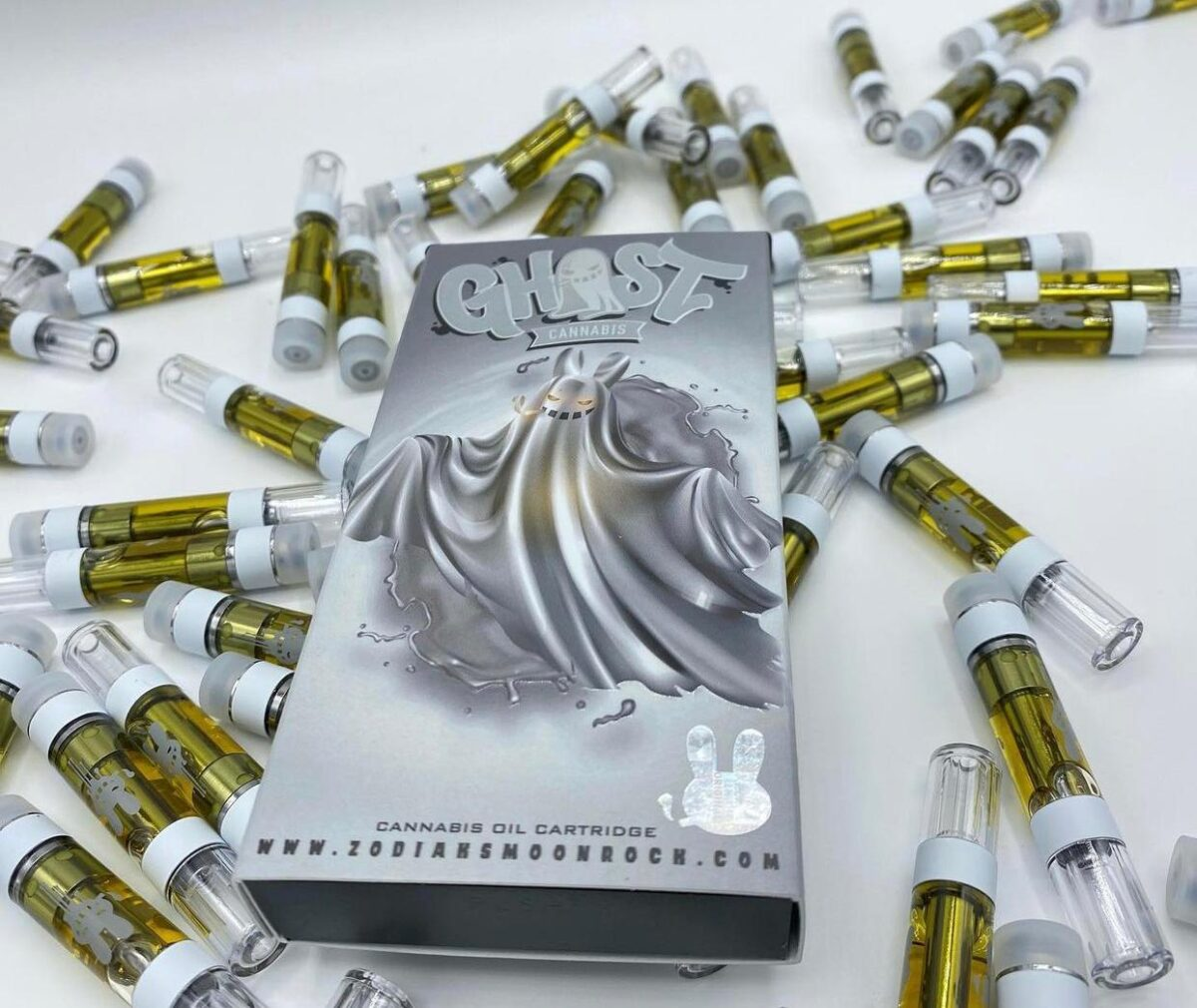 Buy Moonrock Ghost Cartridges Online