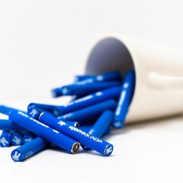 Buy Blue Moonrock Clear Battery Online