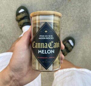 Buy Melon Canna Cavi Premium Moon Rocks Online