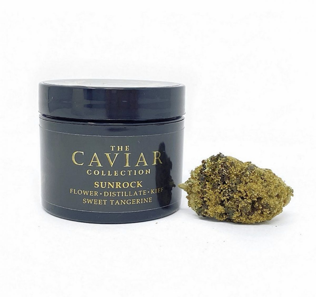 Buy Sweet Tangerine Sunrock by The Caviar Collection