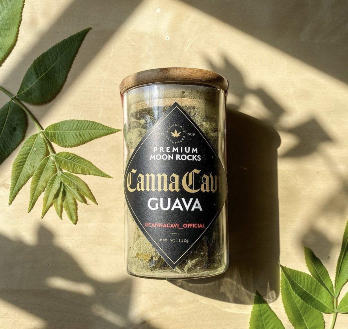 Buy Guava Canna Cavi Moon Rocks Online