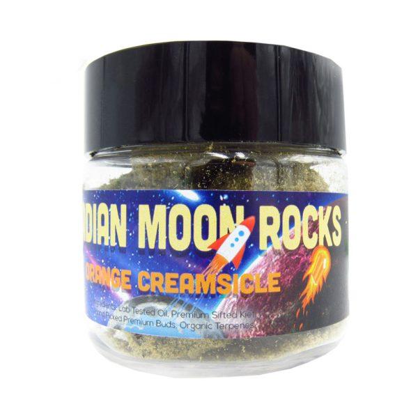 Buy Orange Creamsicle Canadian Moon Rocks