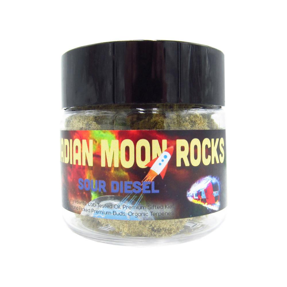 Buy Sour Diesel Canadian Moon Rocks Online
