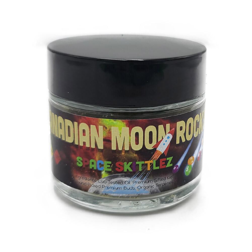 Buy Space Skittlez Canadian Moon Rocks