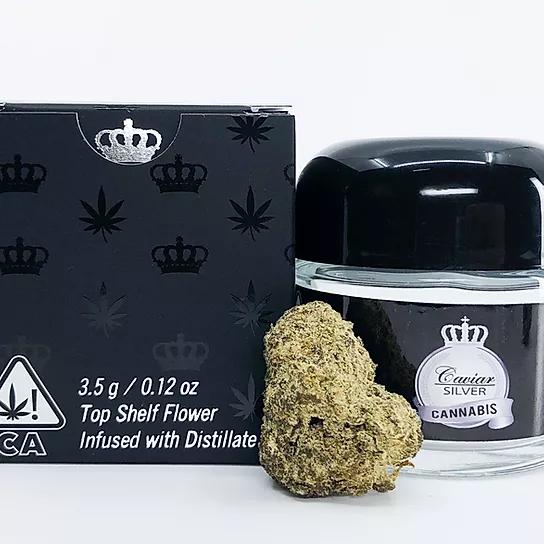 Buy Caviar Silver Moon Rocks by Caviar Gold