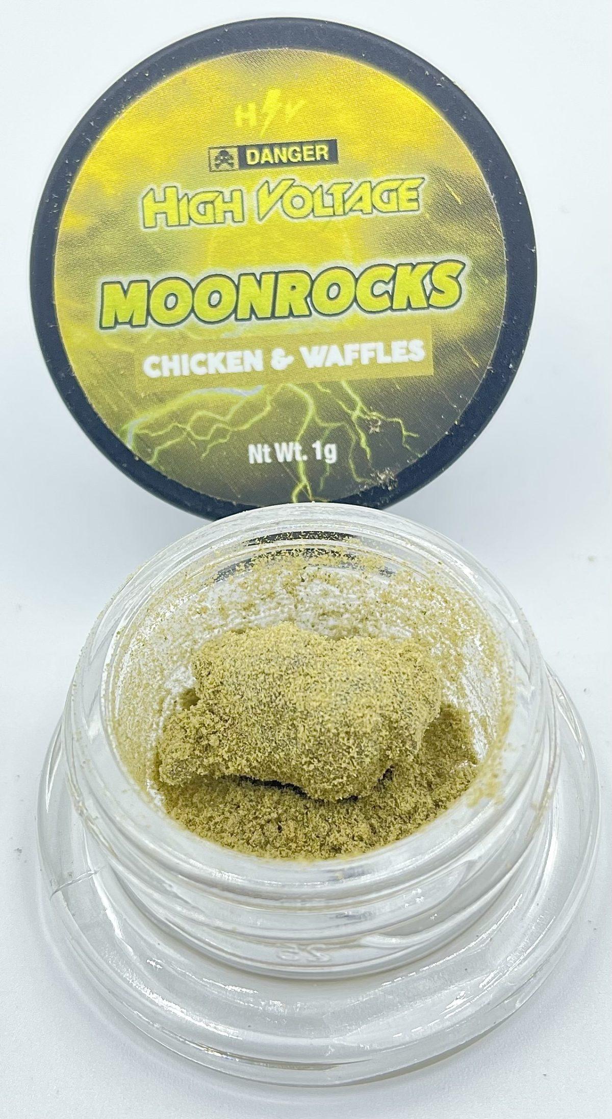 Buy High Voltage Moon Rocks Online