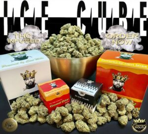 BUY ICE CUBE'S FRYDAY KUSH MOON ROCKS POWERED BY CAVIAR GOLD ONLINE