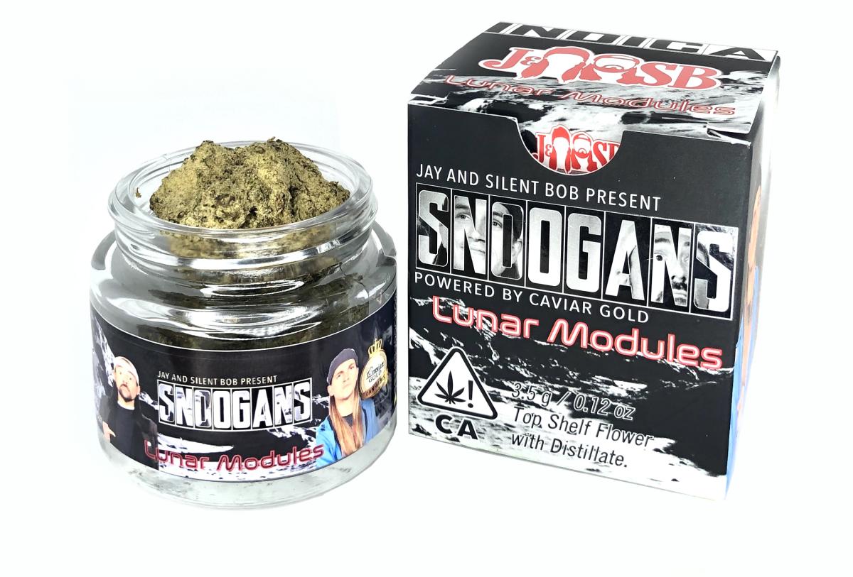 Buy Snoogans Moon Rocks by Caviar Gold