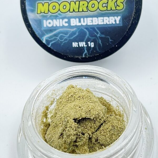Buy Ionic Blueberry High Voltage Moon Rock